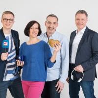 Radio Brocken Morgenshow_Simon Dietze, Amrei Gericke, Tilo Liebsch, Dirk Rosenberg_02