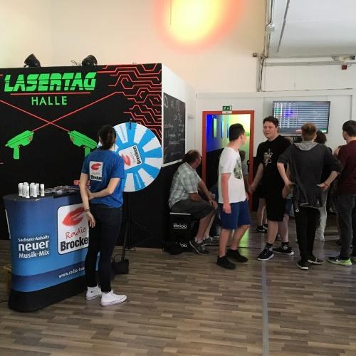 LaserTag Halle
