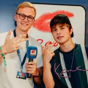Radio Brocken_Rettungsgasse_Simon Dietze und Mike Singer