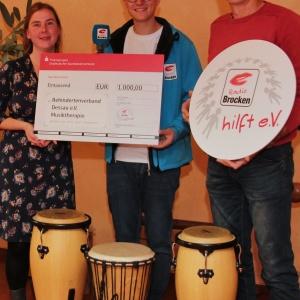 Radio Brocken hilft eV_Spendenuebergabe an Behindertenverband Dessau_04