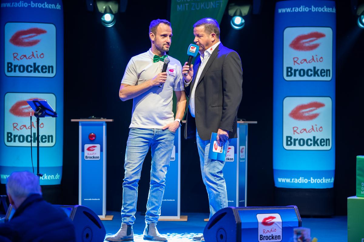 Radio Brocken auf der IGW 2019 (3)